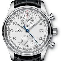 IWC Portugaise Chronographe Classique (New Fullset)