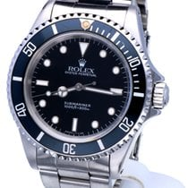 Rolex Oyster Submariner No Date Two Liner Steel 40 mm (1991)