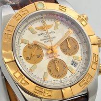 Μπρέιτλιγνκ  (Breitling) Chronomat B01 41mm Stahl Roségold B+P