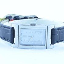 宝格丽 (Bulgari) Rettangolo Damen Uhr Quartz Stahl/stahl Rt30s...
