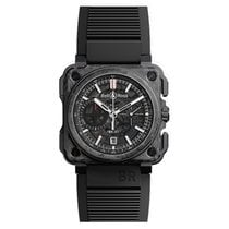 Bell & Ross BRX1 Chrono Skeleton Forged Carbon Black