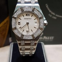 Audemars Piguet Royal Oak offshore lady aftermarket diamond...