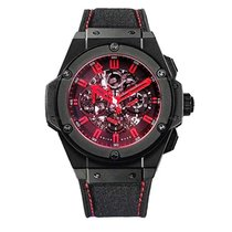 Hublot 710-CI-0110-RX-G011 King Power APower Congo Red Crystal...