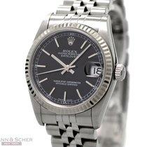 Rolex Datejust Medium Size Ref-78274 Stainless Steel Box...