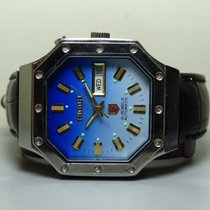 Ricoh Vintage Automatic Day Date Mens Wrist Watch