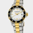 Stuhrling 157.112237 Lifestyle 'Clipper' Swiss Diver...
