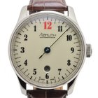 Azimuth Back In Time Enamel Beige Watch