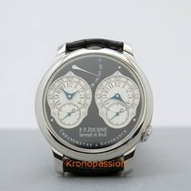F.P.Journe Chronometre A Resonance Platinum Black Label Series