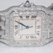 Cartier Panther Midsize Diamonds