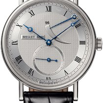 Breguet Classique Power Reserve Manual Wind 38mm 5277bb/12/9v6