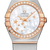 Omega Constellation Star 24mm 123.25.24.60.05.002