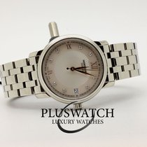 Montblanc Tradition Date Automatic Mother Of Pearl Dial Whit...