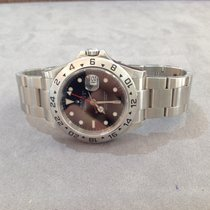 Rolex Explorer II 2 16570 Black