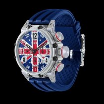 B.R.M Chronograph  BT 12 UK-Custom Made