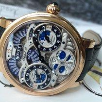 Bovet World Time GMT Recital 17 LTD 100  (New Edition)