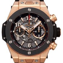 Χίμπλοτ (Hublot) Big Bang Unico King Gold Ref. 411.OM.1180.RX