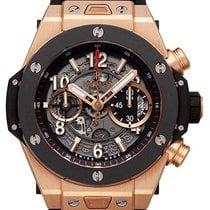 Hublot Big Bang Unico King Gold Ref. 411.OM.1180.RX