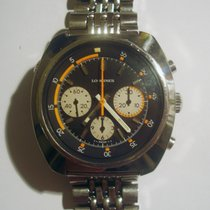 浪琴  (Longines) Three Registers Chronograph Cal. 72