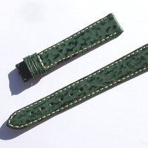 Zenith Hai Band Armband Grün Green 14 Mm Für Dornschliesse...