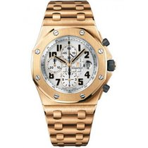 Audemars Piguet Royal Oak Offshore 18K Solid Rose Gold