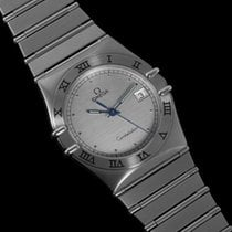 Omega Constellation Mens Bracelet Watch, Quartz, Date, 35mm -...