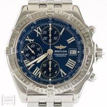 Breitling Uhr Crosswind Edelstahl Ref. A13355