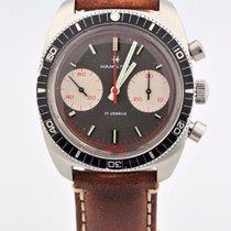 Hamilton Jazzmaster Big Eye Chronograph Valjoux 7733 Watch