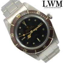 Rolex Submariner 5508 James Bond tropical gilt dial Full Set 1956
