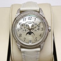 Patek Philippe PP4937G Ladies Annual Calendar Moonphase...