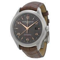 Baume & Mercier Men's M0A10111 Clifton Steel Watch