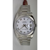 Rolex Datejust 116200 Stainless Steel New Heavy Oyster Band...