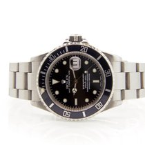 Rolex 16610 LN Submariner Stainless Steel Black Dial Pre-Owned