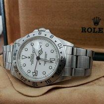 Rolex Oyster Explorer II Steel Polar White Dial 40 mm (1992)