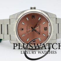 Rolex Oyster Perpetual Air-King Ref. 114234  PINK DIAL