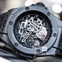 ウブロ (Hublot) Big Bang Meca-10 All-Black
