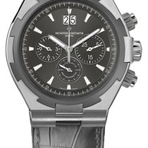 Vacheron Constantin Overseas Chronograph 42.5 mm Steel / Grey...
