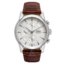 Oris Men's Artelier Chronograph Watch