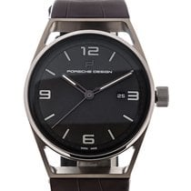 Porsche Design 1919 Datetimer Eternity 42 Date Brown Strap