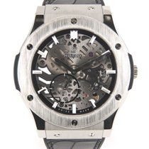 Hublot Classic Fusion Skeleton 515.NX.0170.LR with papers.