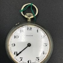 Junghans pocket watch with Fredo brand on dial – early 20th...
