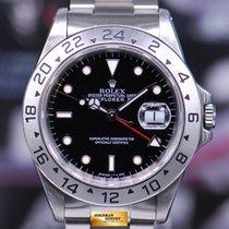 ロレックス (Rolex) Oyster Perpetual Explorer II Ref 16570 Black (mint)