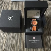 Victorinox Swiss Army Chrono Diver 500 Orange