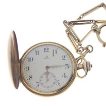 Omega Taschenuhr Pocket Watch 18K Gold