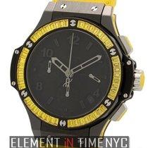 Χίμπλοτ (Hublot) Big Bang Tutti Frutti Lemon Black Dial 41mm...
