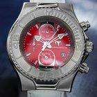 Technomarine Sports Chronograph, Red Dial
