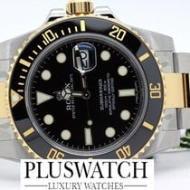 Rolex submariner 116613 STEEL GOLD