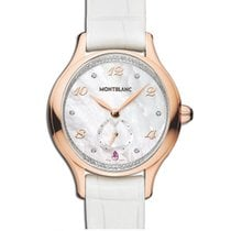 Montblanc Princess Grace de Monaco Quartz Rose Gold R