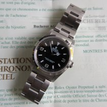 Rolex Explorer 1 with B&P from 1999 in New Conditions
