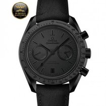 Omega - DARK SIDE OF THE MOON  BLACK BLACK DEPLOYANTE