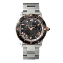 Cartier Ronde Croisere  Mens Watch Ref W2RN0007